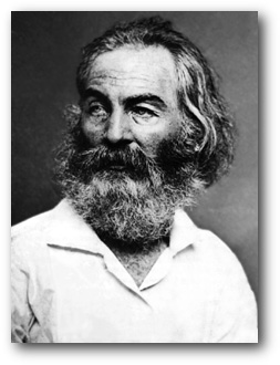 Walt  Whitman - beardedroman.com